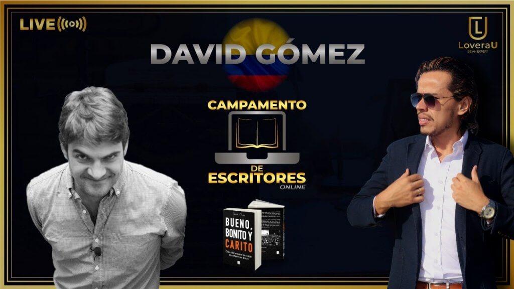 Juan Camilo Lovera entrevista a David Gomez