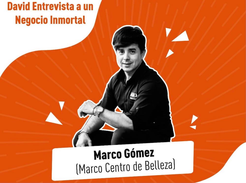 Marco Centro de Belleza: Un negocio inmortal