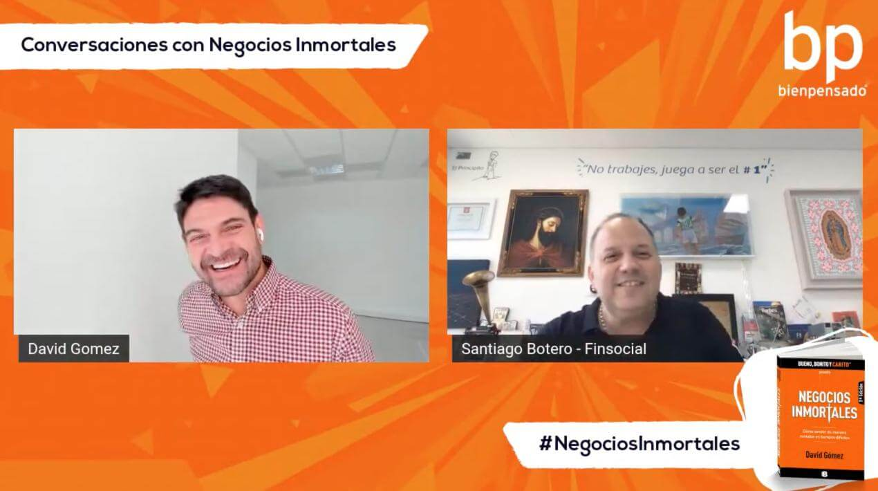 Entrevista Santiago Botero Finsocial