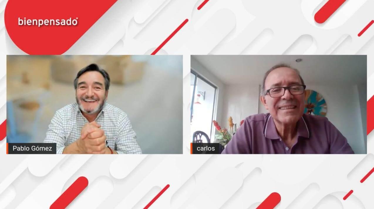 Pablo Gomez entrevista Carlos Valencia v2