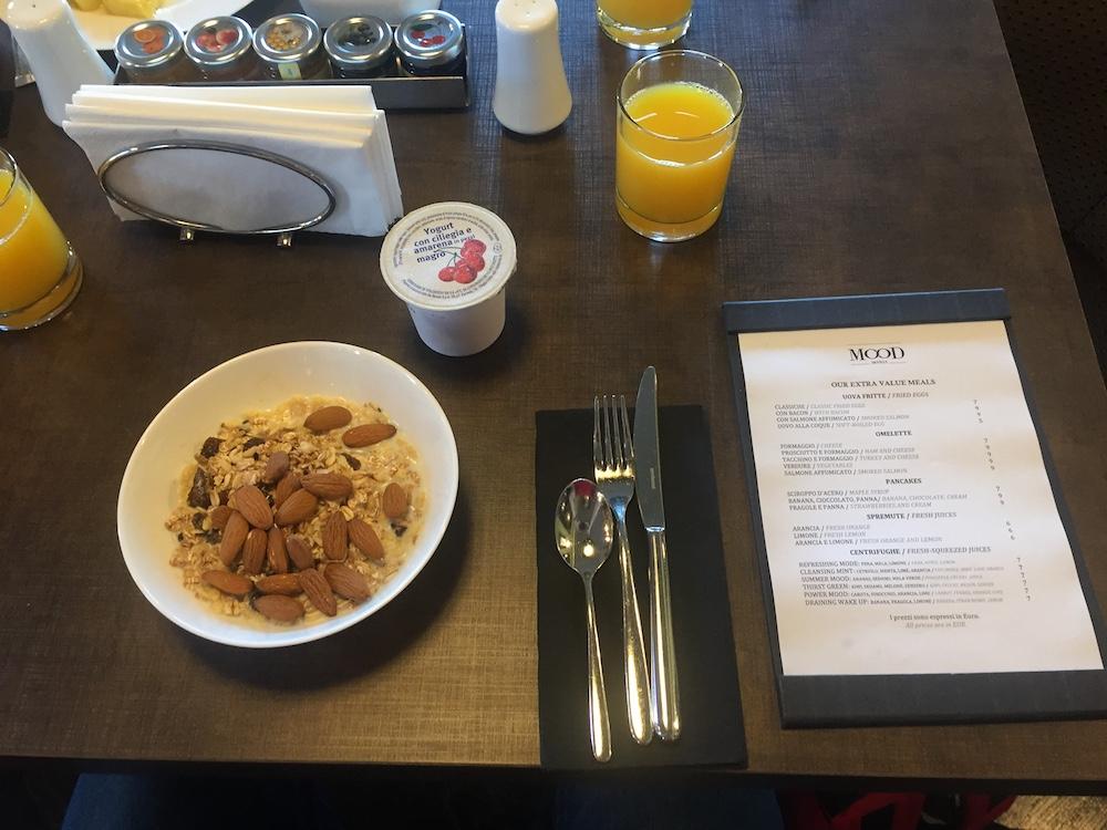 3 Desayuno Rome Glam