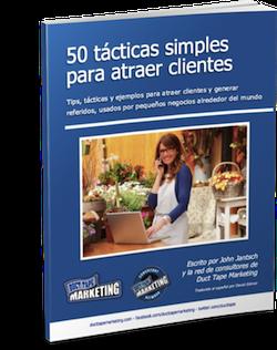 50 tacticas para atraer clientes