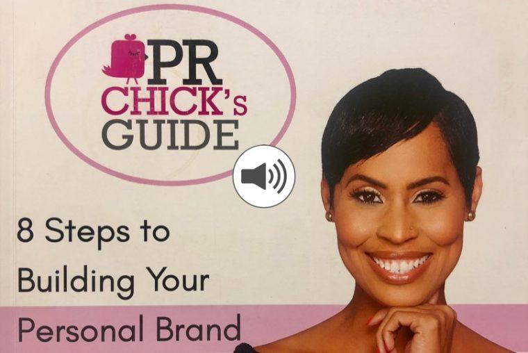 8 steps personal brand Naomi Garrick