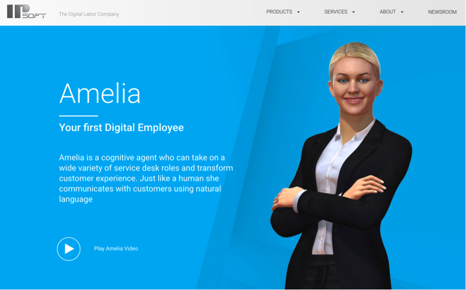 Amelia IPSoft