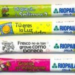 Nuggets de Mercadeo: Azúcar Riopaila empaque con mensajes de amistad