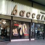 Nuggets de Mercadeo:  Baccarat asocia aniversario con descuento