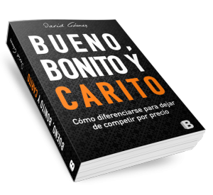 Bueno, Bonito y Carito libro conferencia taller