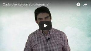 Cada cliente con su diferencial video