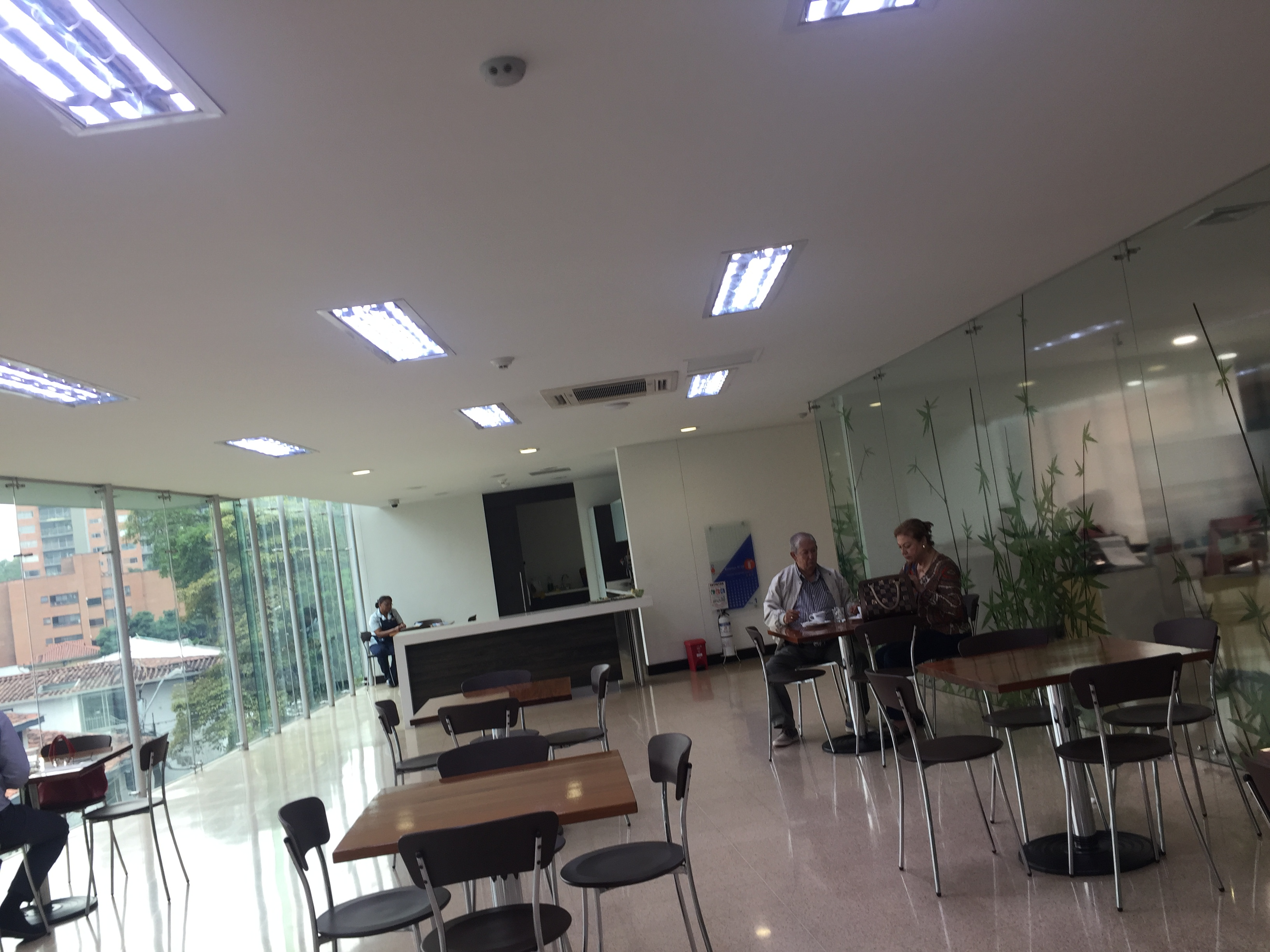 Cafeteria LCH