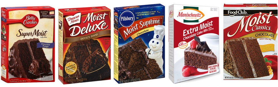 Cake mix falta de diferenciacion