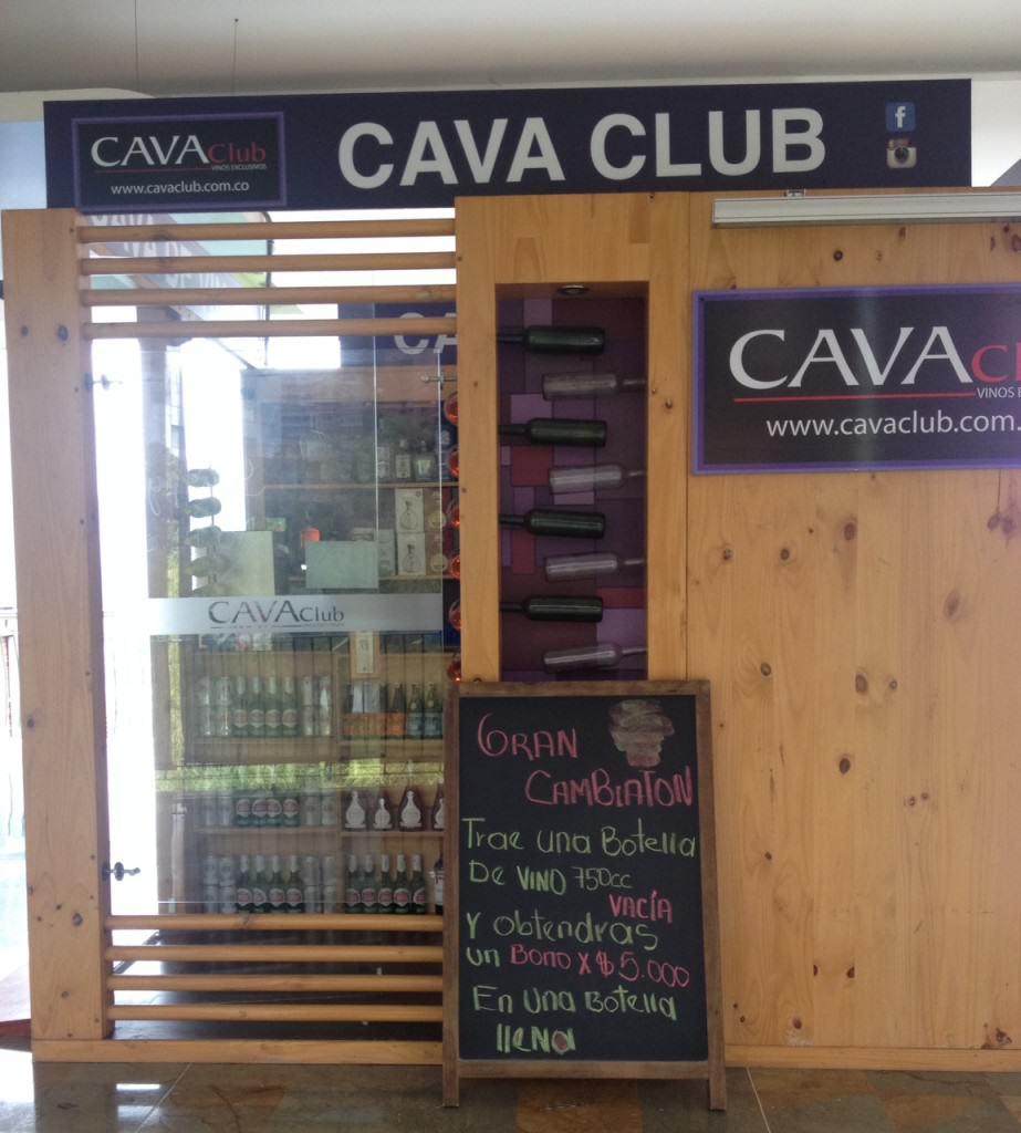 Cambiatón Cava Club Medellin