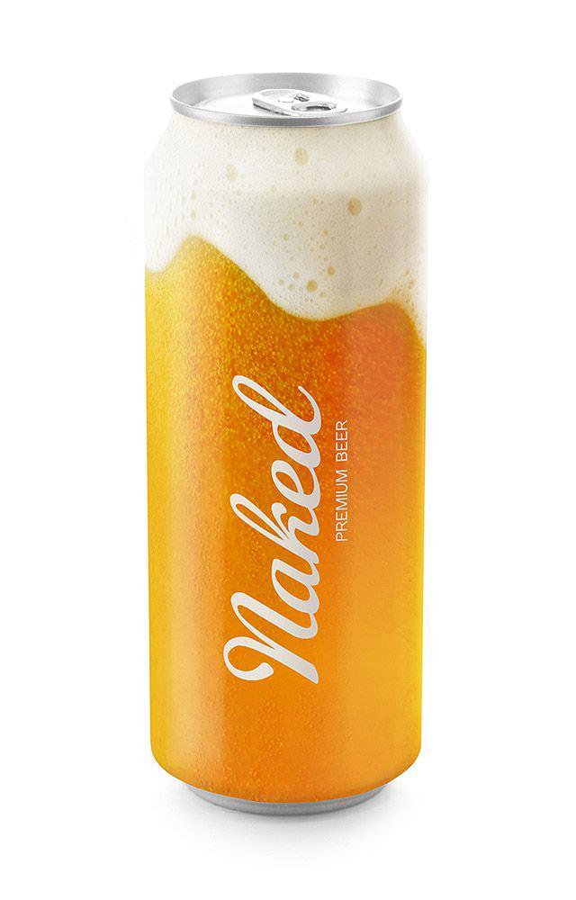 Cerveza Desnuda