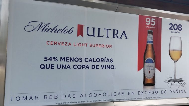 Cerveza calorias WIDE 2