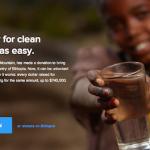 Nuggets de Mercadeo:  Charity: Water, una propuesta diferente para recaudar fondos