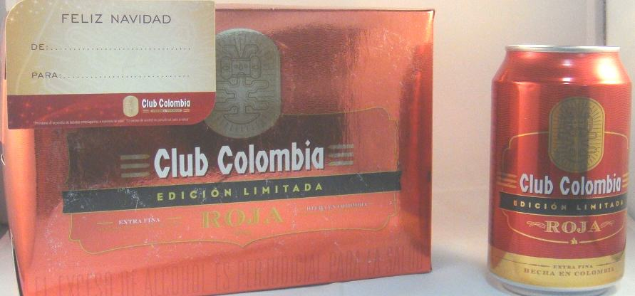 Club Colombia Roja