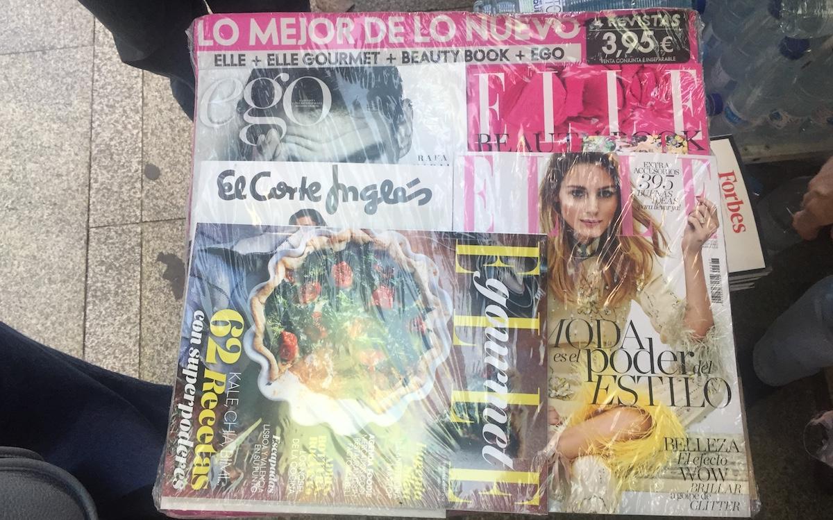 Combo revistas