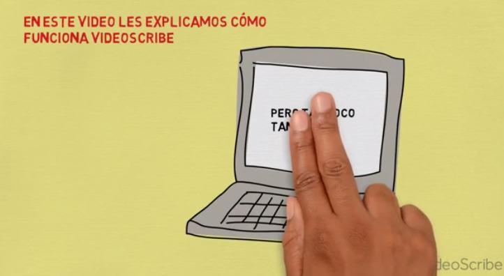 Como funciona VideoScribe