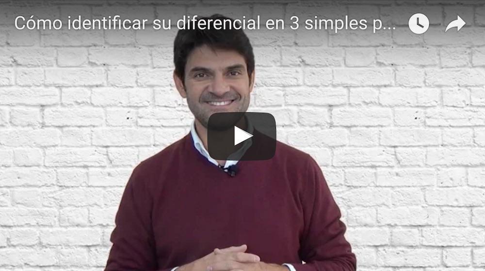 Cómo identificar su diferencial en 3 simples pasos video