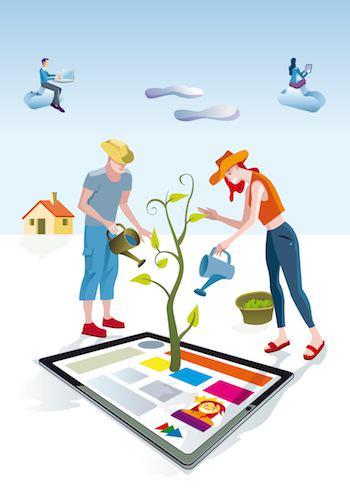 Cultivar la conversion en la pagina web
