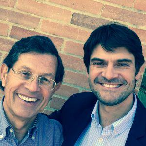 Ruben Dario Gomez y David Gomez