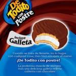 Nuggets de Mercadeo: De Todito con postre, de snack a almuerzo