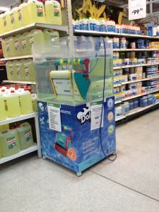 Dolphin robot limpia piscinas