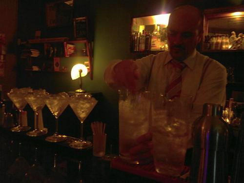 Doppel Bar
