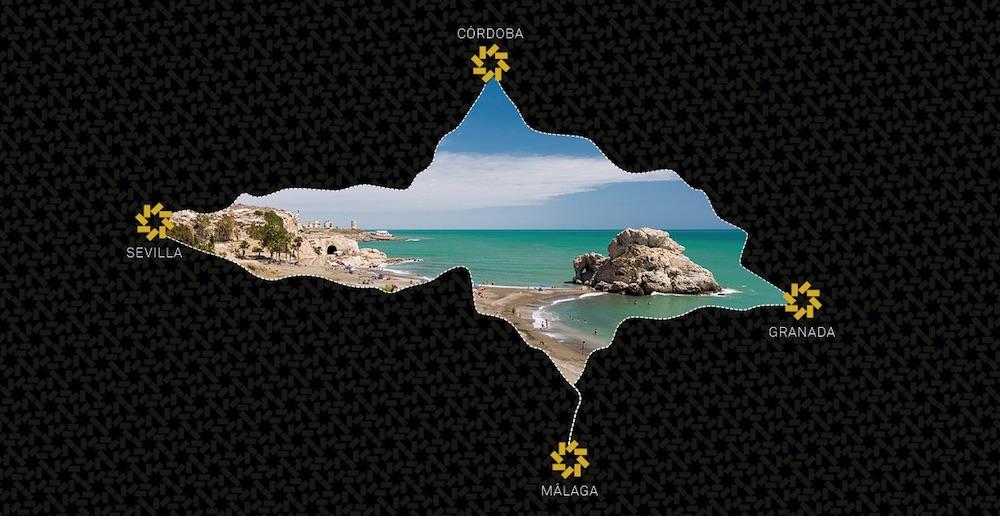 Eje turistico Andalusian Soul