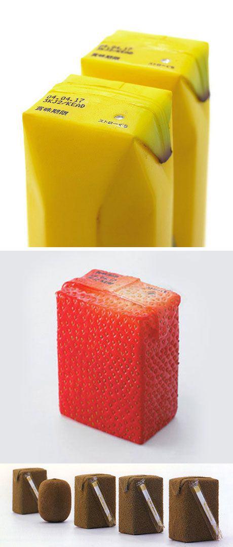 Empaques para refrescos de fruta
