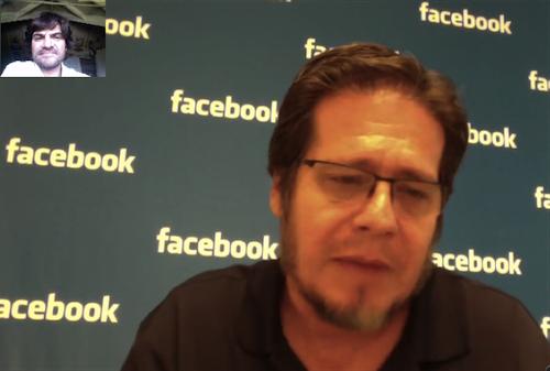 Entrevista Alberto Arebalos FB