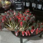 Nuggets de Mercadeo:  Piña ornamental como adorno para incrementar el consumo