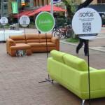 Nuggets de Mercadeo: Falabella y su novedosa exhibición callejera