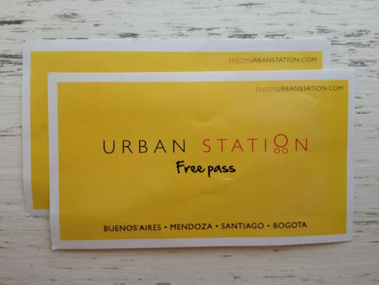 Free Pass Urban Station