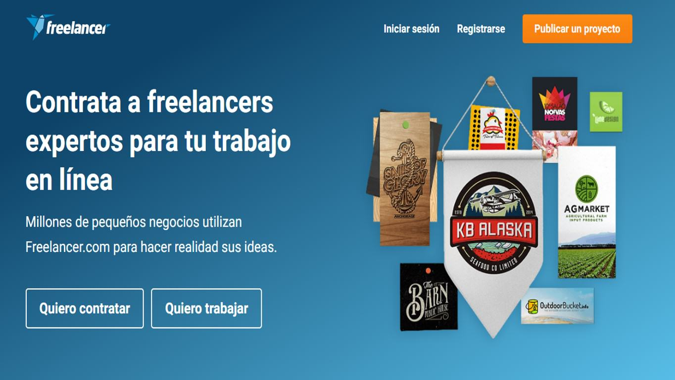 13 plataformas para contratación freelance