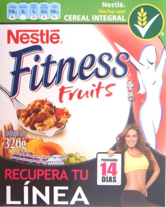 Frente caja Fitness