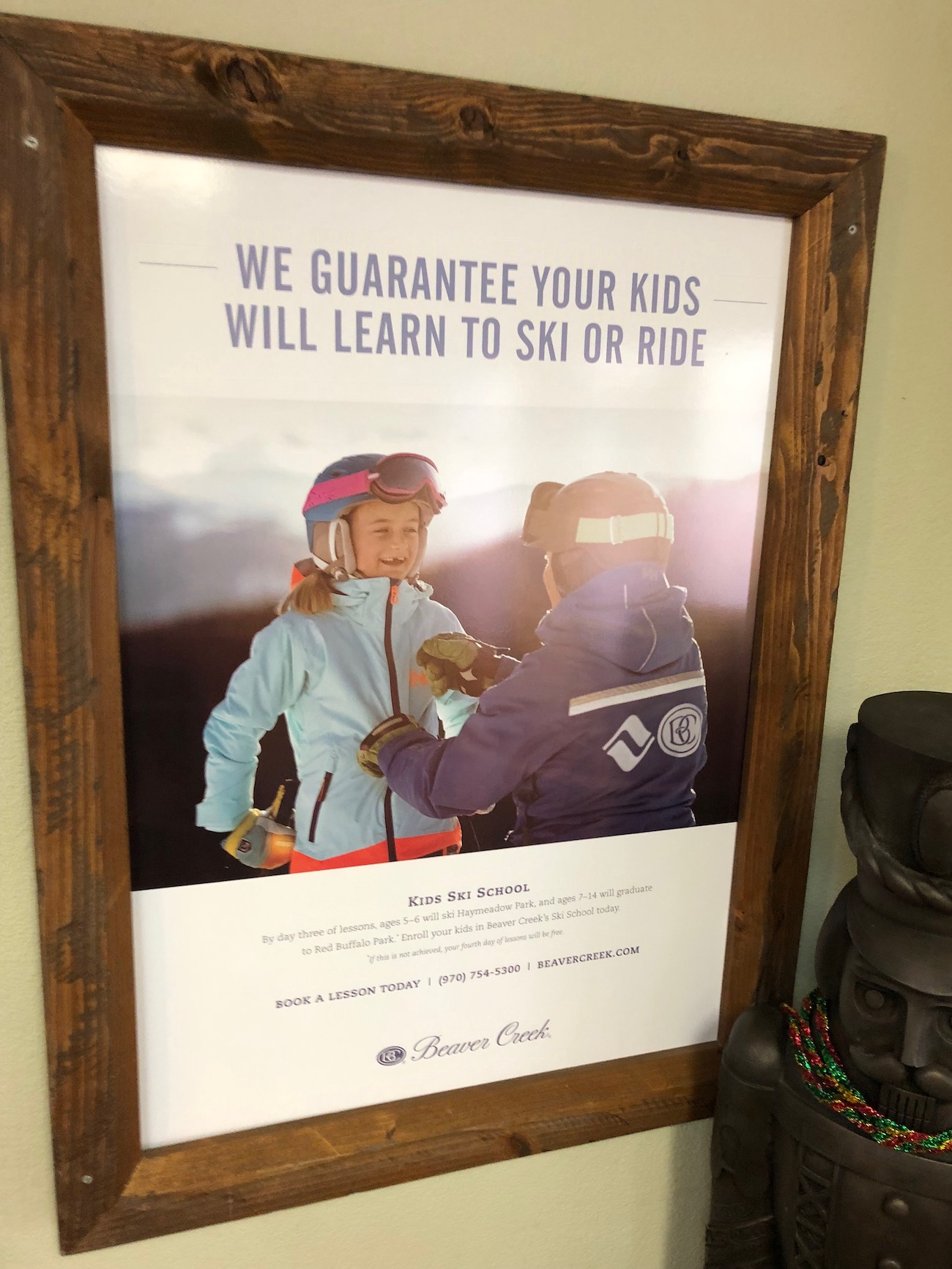 Garantia clases de esqui