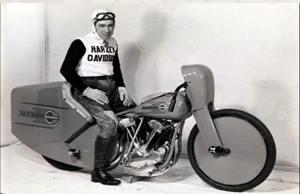 Harley Davidson Record