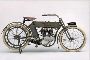 Harley Davidson 1909
