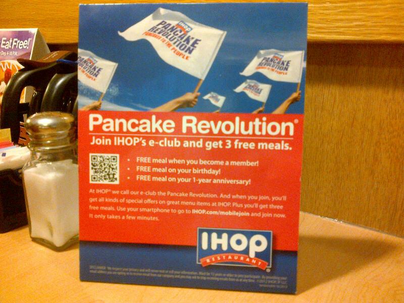 IHOP Pancake Revolution 2