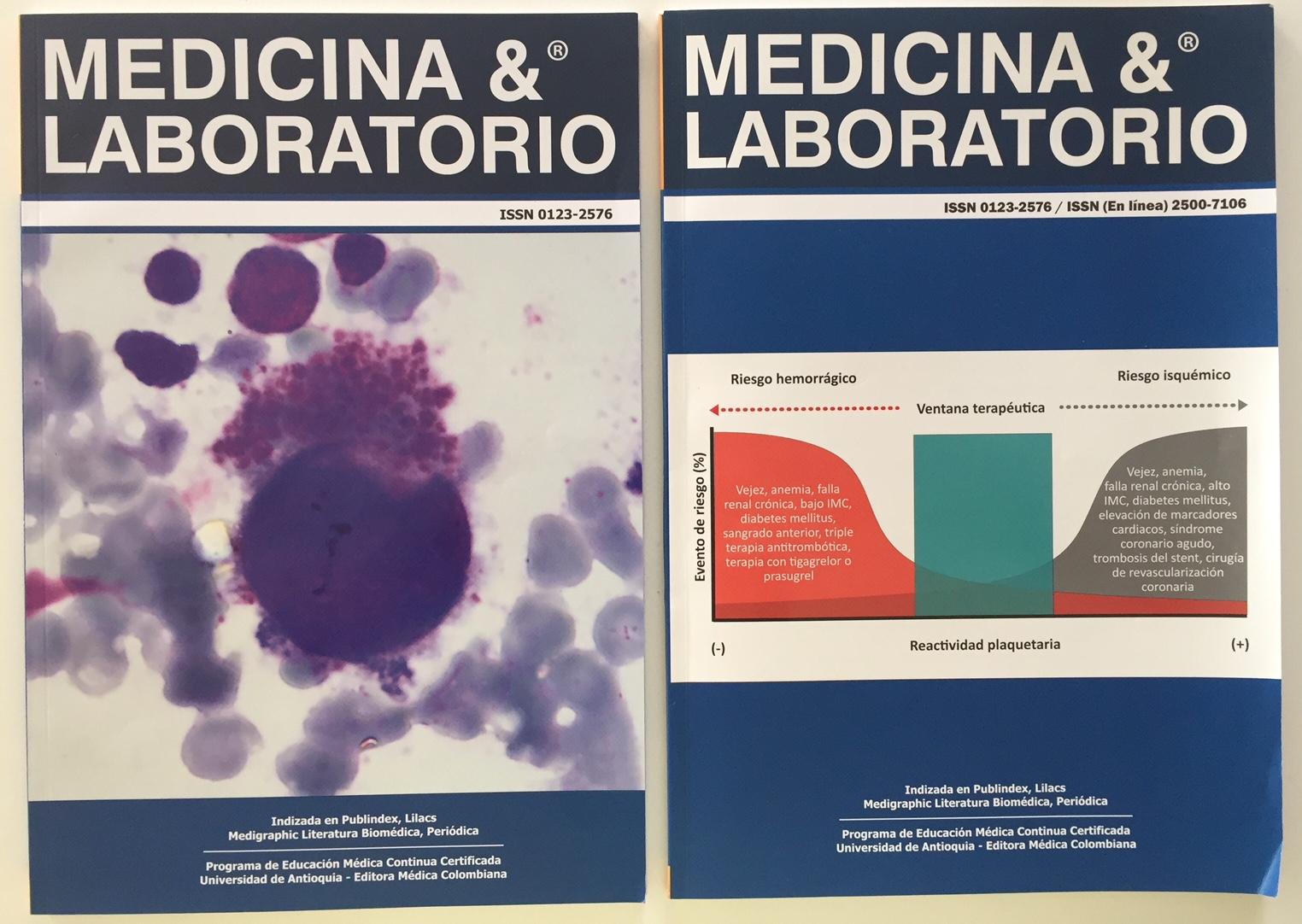 Publicaciones medicas 1