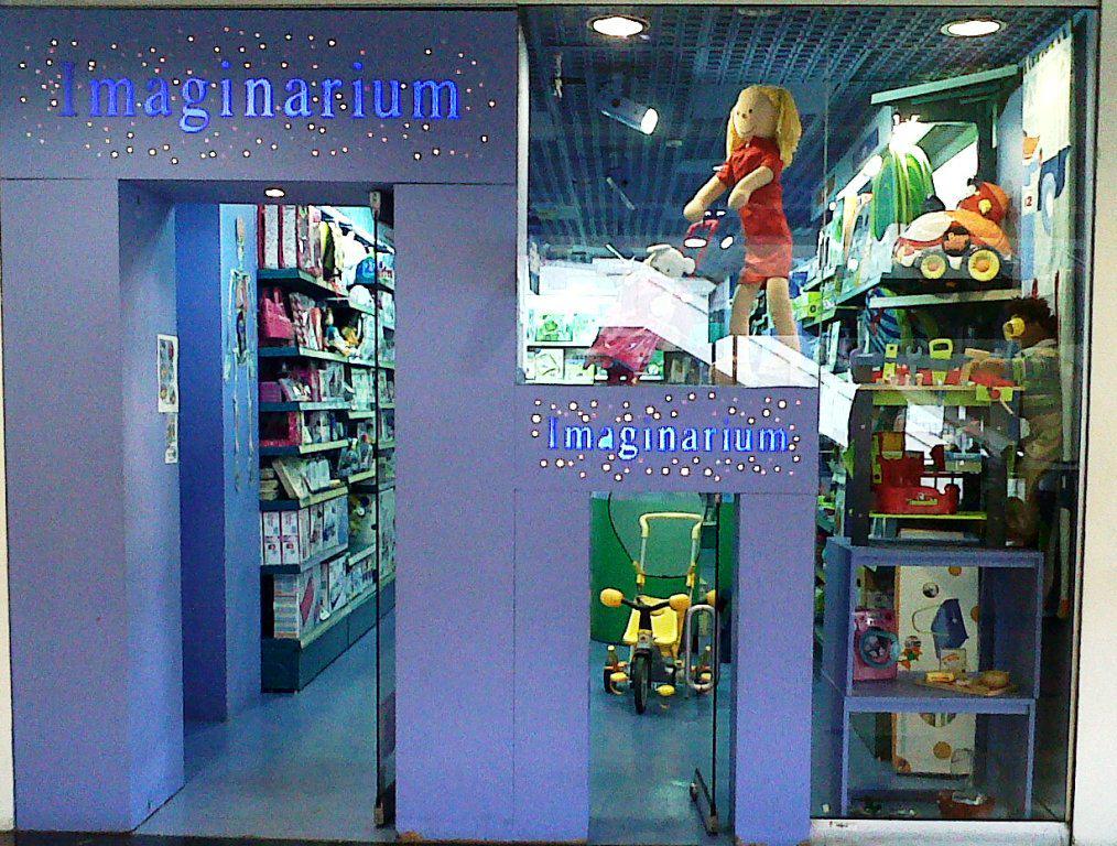 Nuggets de mercadeo imaginarium tiene claro su grupo objetivo for Puerta imaginarium