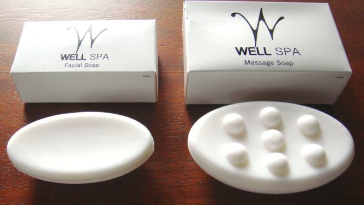 Jabon para masaje