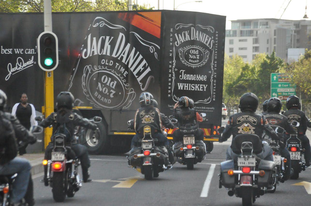 Asociación de marca: Jack Daniel's y Harley Davidson