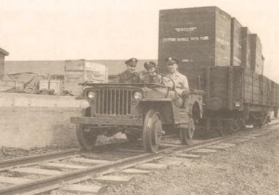 Jeep tren