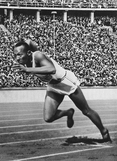 Jesse Owens 1936
