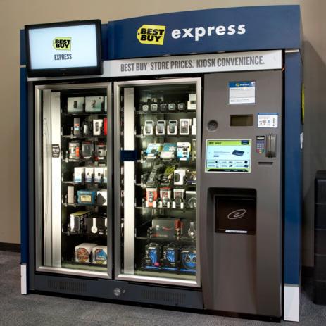 Kiosko Best Buy Express