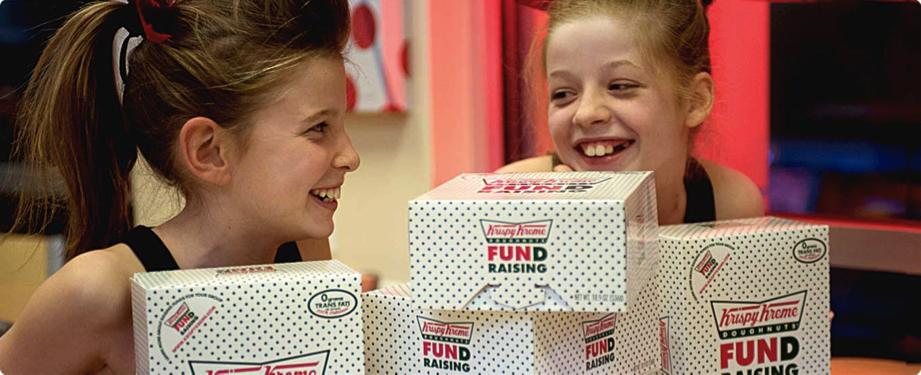 Krispy Kreme Fundraising 3