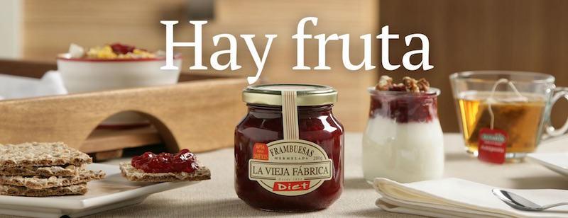 La Vieja Fabrica Hay Fruta