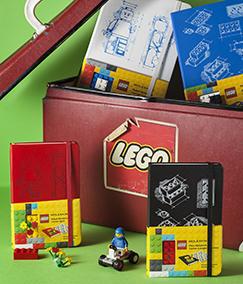 Lego Moleskine