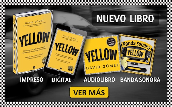 Libro Yellow banner bp 3